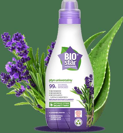 BIOstar cleaning products środek czyszczący