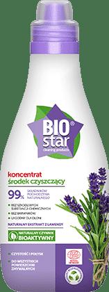 BIOstar cleaning products koncentrat środek czyszczący