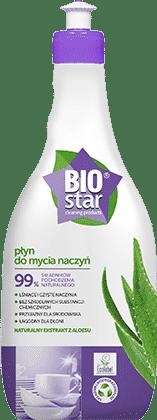 BIOstar cleaning products płyn do mycia naczyń