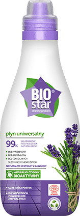 BIOstar cleaning products płyn uniwersalny