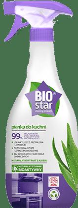 BIOstar cleaning products pianka do czyszczenia kuchni